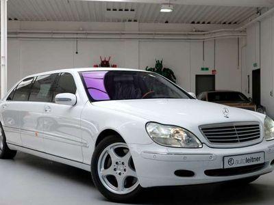 tweedehands Mercedes S600 S 600Pullman W220 origineel 300 km
