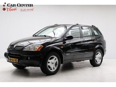 tweedehands Ssangyong Kyron M 200 Xdi s LM, Climate control, Trekhaak