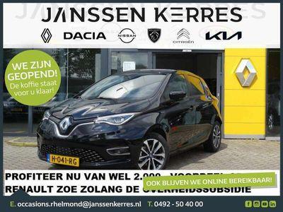tweedehands Renault Zoe R135 Edition One 50 - 2.000,- Overheidssubsidie! N