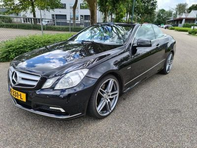 tweedehands Mercedes E350 cdi amg uitvoering