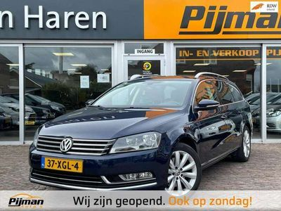 tweedehands VW Passat Variant 1.4 TSI High Executive Line BlueMotion|Dealeronder