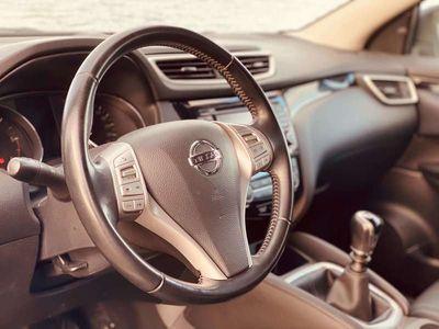 tweedehands Nissan Qashqai Qashqai1.5 DCI 81KW 2WD 2015 Grijs