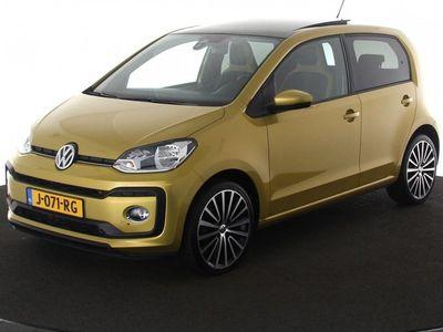 tweedehands VW up! up! 1.0 TSI BMT high| 90 PK | Panoramadak | Navig