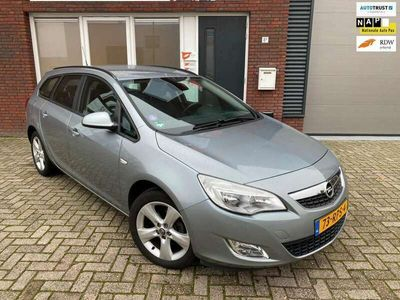 tweedehands Opel Astra Sports Tourer 1.4 Turbo Edition / Cruise / Airco /