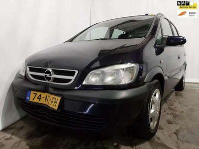tweedehands Opel Zafira 1.6-16V Comfort Airco Trekhaak Export Schade
