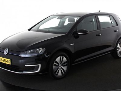 tweedehands VW e-Golf EX BTW 2000,- Subsidie