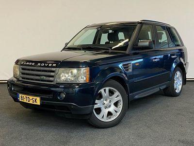tweedehands Land Rover Range Rover Sport 2.7 TdV6 HSE NAVI,XENON, AIRCO!