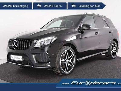 tweedehands Mercedes GLE250 d AMG Sport Edition *Pano*21 inch*4 Matic*