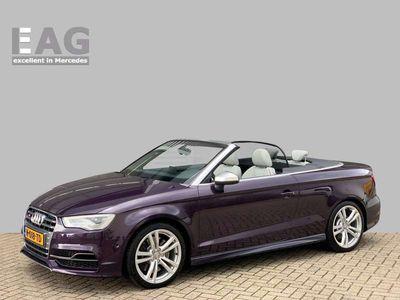 tweedehands Audi S3 Cabriolet 2.0 TFSI S3 Quattro Bang&Olufsen Leder E