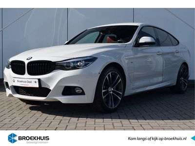 tweedehands BMW 340 3-SERIE Gran Turismo i xDrive High Executive M-Sport Automaat | Navigatie Professional | 19inch M-Dubbelspaak | Comfort Access | Head-Up display