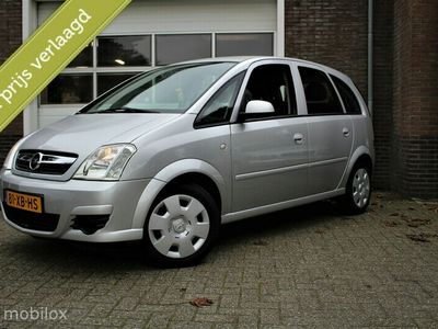 tweedehands Opel Meriva 1.6-16V Business AFKOMSTIG VAN EERSTE EIGENAAR