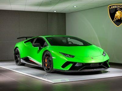 tweedehands Lamborghini Huracán Performante