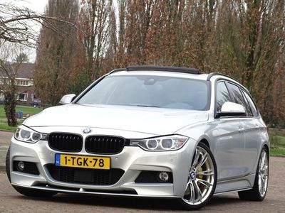 tweedehands BMW 335 3 Serie Touring d x-Drive 400PK+ 750NM / M-Performance M3 int. *NAP*