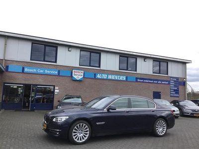 tweedehands BMW 730L 730 D AUT 190KW HIGH EXECUTIVE