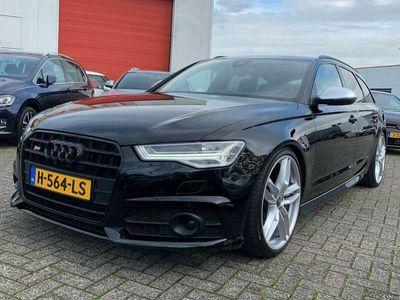 tweedehands Audi S6 Avant 4.0 V8 TFSI Black Pro Line Plus