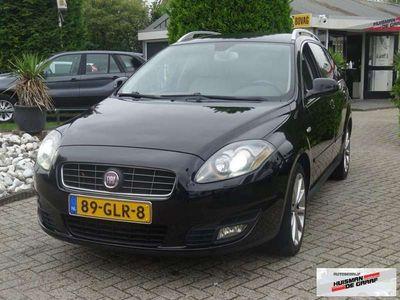 tweedehands Fiat Croma 2.2 16V Benzine Automaat Leer 2008 Xenon Trekhaak