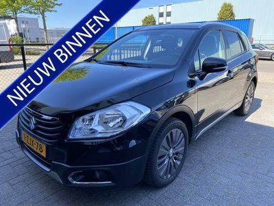 tweedehands Suzuki SX4 S-Cross 1.6 Exclusive Climate-Cruisecontrol Navigatie Pano