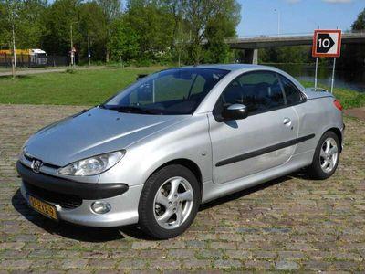 tweedehands Peugeot 206 CC 1.6-16V