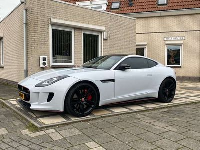 tweedehands Jaguar F-Type 3.0 V6 S Coupé Kroymans auto carbon pakket
