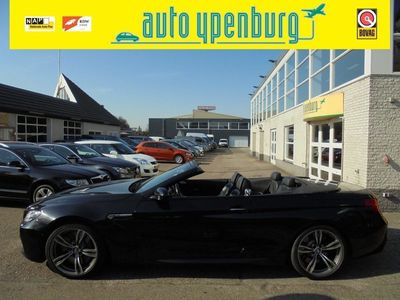 tweedehands BMW M6 Cabriolet * 123.716 Km * Carbon * Navi * Vol Opties *