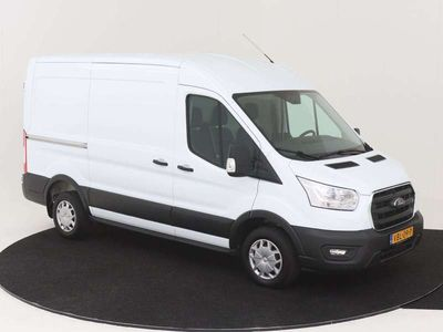 tweedehands Ford Transit 310 2.0 TDCI L2H2 Trend FWD 105 PK EURO6 Nr. 503268 AIRCO CRUISE CONTROL TREKHAAK 3 PERSOONS