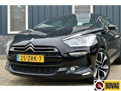 tweedehands Citroën DS5 1.6 THP Business Executive RIJKLAAR PRIJS-GARANTIE Navigatie Leder Interieur Schuifdak Camera