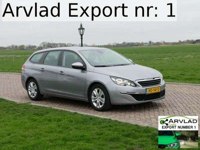 tweedehands Peugeot 308 NETTO 5299**2015** SW Blue 1.6 BlueHDi 120 * 2015