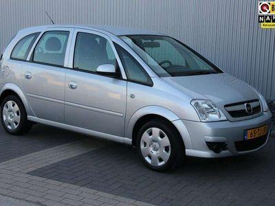 tweedehands Opel Meriva 1.4-16V Enjoy Airco Stuurbekrachtiging Comfortstoelen Getint