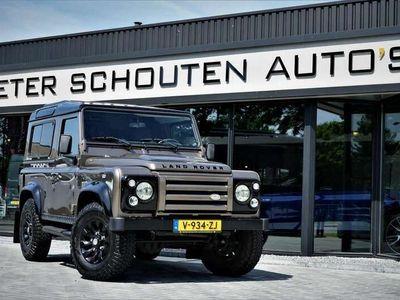 tweedehands Land Rover Defender 90 TD4 SW Rough Limited Edition Comm. | Leder | Ai