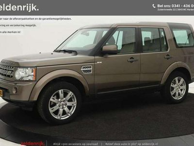 tweedehands Land Rover Discovery 3.0 SDV6 SE 7-persoons | Xenon | PDC voor+achter |