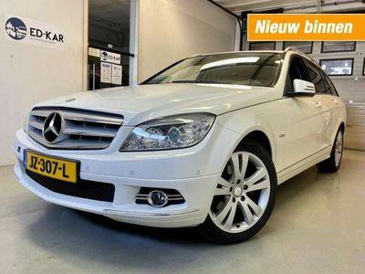 tweedehands Mercedes C180 180 K BL.EFF. BNS CL. AVTGARDE ZO MEE