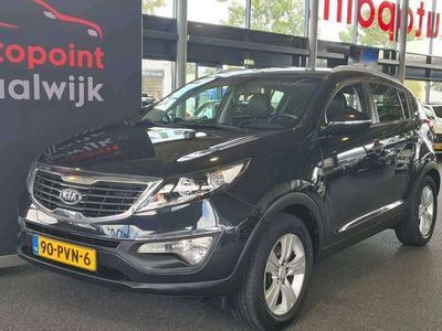 tweedehands Kia Sportage 2.0 Aut. X-ecutive Plus Pack | Leder | Clima |