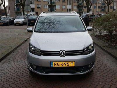 tweedehands VW Touran 1.6 TDI Highl. BM 7p