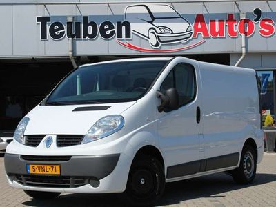 tweedehands Renault Trafic 2.0 dCi T27 L1H1 Euro 4 Excl. BTW/Netto airco, rad