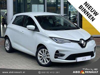 tweedehands Renault Zoe R135 Zen 50 (ex Accu) | Incl. BTW | Stuur- + Stoel