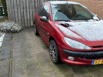 tweedehands Peugeot 206 1.4 XT
