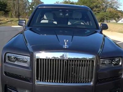 tweedehands Rolls Royce Cullinan 6.75 V12
