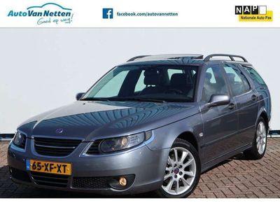 tweedehands Saab 9-5 Estate 1.9 TiD 150pk, Fleet uitv., Schuifdak,Clima