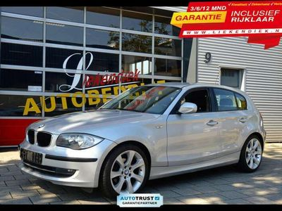 tweedehands BMW 118 118 i Corporate Lease 5Drs I Airco I 18 inch Sport