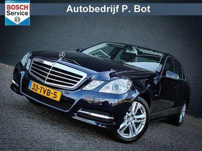tweedehands Mercedes E300 CDI Avantgarde Leder/ Panoramisch dak /
