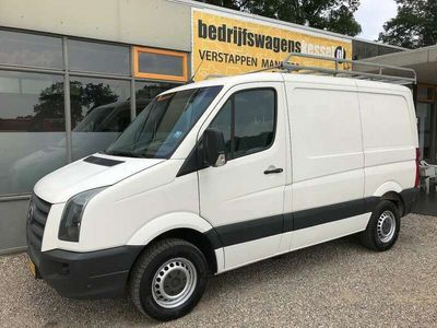 tweedehands VW Crafter 32 2.5 TDI 80 kW Euro 5 L1H1 Airco Imperial Trekha