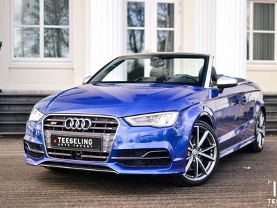 tweedehands Audi S3 Cabriolet 2.0 TFSI Quattro | B&O | Nekverwarming | 30
