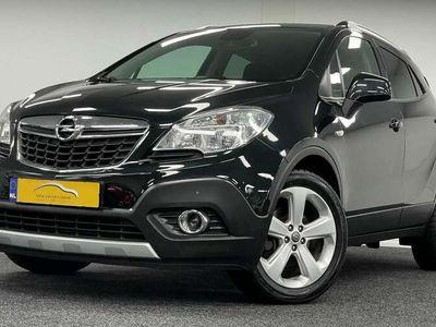 tweedehands Opel Mokka 1.4 T Cosmo*140Pk*DealerOh*Automaat*Navi*1/2Leder*
