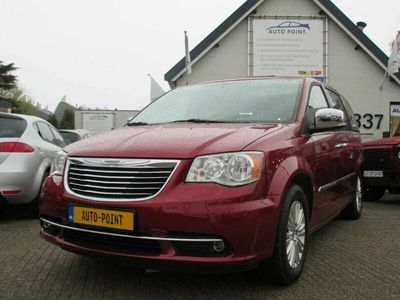 tweedehands Chrysler Grand Voyager LIMITED/3XDVD/7PERSOONS
