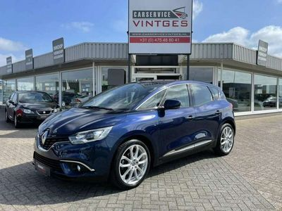 """tweedehands Renault Scénic 1.2 TCe Collection Navi, Clima, 20""""inch, Led, Rijb"""