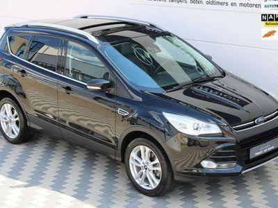 tweedehands Ford Kuga 1.6 Titanium 182PK 4WD 1ste Eig. Pano Trekhaak !!