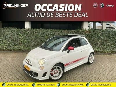 tweedehands Abarth 500 1.4-16V - Bluetooth - 17 inch LM - Climate Control
