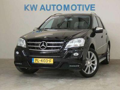 tweedehands Mercedes ML300 CDI BlueEFFICIENCY Prestige AUT/ NAVI/ LUCHT/ XENO