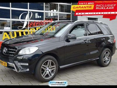 tweedehands Mercedes ML350 BlueTEC Edition 1 Navigatie I Airco I Leer I Deale