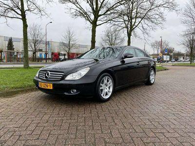 """tweedehands Mercedes CLS350 Prestige, AUT., 17"""", Leder, Navi, Youngtimer, APK"""